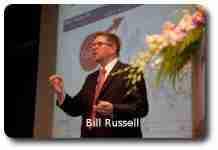 Bill Hoop Russell-International Motivational Speaker