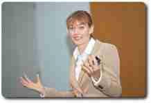 Rachel Colenso - Motivational Woman's Day