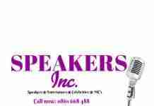 Speakers Inc - Africa's largest Bureau