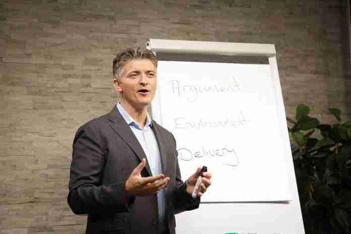 John Rayner - Business Leadership